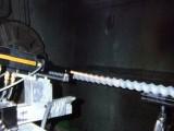 螺杆喷涂碳化钨/注塑机螺杆喷涂耐磨涂层/挤出螺杆喷涂耐磨涂层