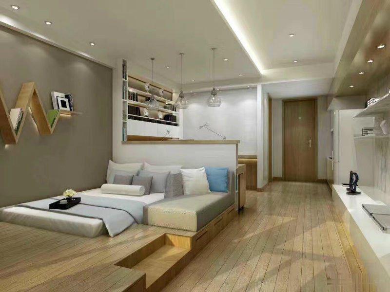 白沟和时区公寓 五证齐全 不限购 35万就能买到一套
