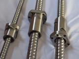 TBI滚珠丝杆 SFKR0802T3D螺母 丝杆可按图纸加工