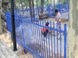 锌钢护栏-小区围墙锌钢护栏网