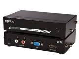 迈拓 MT-HV02 MT-VH202新版 VGA转HDMI 模