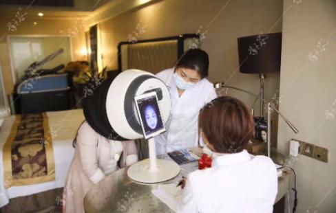 蜂巢皮秒合作招商 皮秒祛斑的真实过程透析 专业老师下店操作