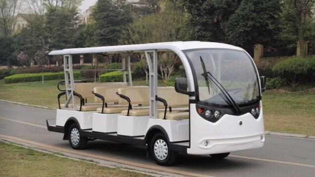 山东电动观光车(LT-S14)