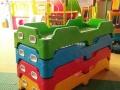河南幼教玩具 幼儿园桌椅儿童午休床
