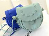 【1折网】时尚女包韩版潮单肩斜跨迷你小包复古包零钱糖果色小包
