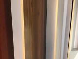 佛山紫珊瑚生态饰面板生产加工-专业定制板材型号