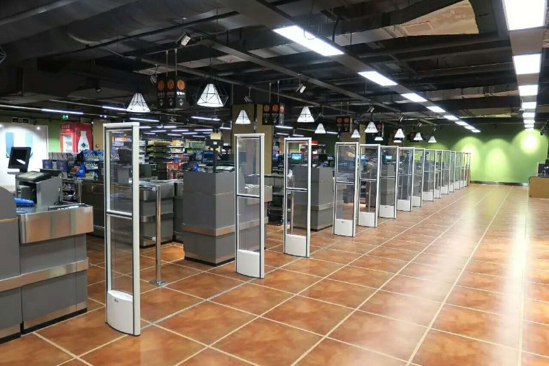 天津2米间距超市防盗器 服装防盗器安装 图书防盗器厂家
