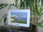 厂家供应7寸8寸10.4寸数码相框礼品定制单功能 产品广告展示机