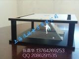 漫玻ipad专用9.7寸360度3D全息幻影成像系统全息展示柜