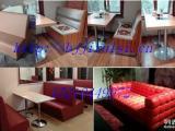 北京咖啡廳家具/西餐廳家具定制,餐桌餐椅卡座沙發定制