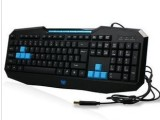 原装正品 狼蛛裁决升级版 游戏键盘 CF推荐键盘 USB有线键盘