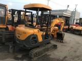哈密個人出售二手玉柴35挖機 二手先導挖機