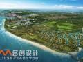 哈尔滨景观效果图 鸟瞰图 总平图 规划图设计
