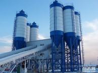 钦州市HZS50强制式搅拌站HZS75强制式混凝土搅拌站出售