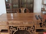 仿古家具书桌电脑桌办公桌