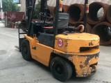 黑龙江二手叉车市场个人二手叉车价格电动燃油合力杭州龙工