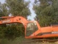 斗山 DH300LC-7 挖掘机         (纯土方车手续