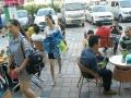 急转2宝安区沙井创新路奶茶,小吃早餐店门面转让