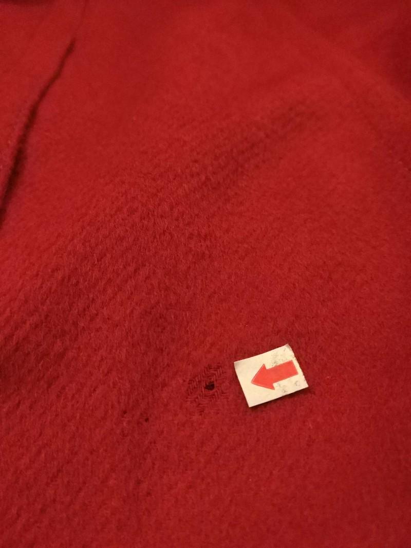 桐妈织绣杭州双面羊绒大衣虫蛀破洞精工织补羊绒衫修补
