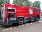 重汽5噸水罐消防車民用消防車 小型消防車 水罐消防車