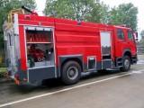 重汽5吨水罐消防车民用消防车 小型消防车 水罐消防车
