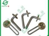【兴泰】厂家定做加工304加热管 不锈钢法兰电加热管 非标定制