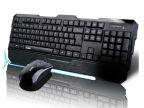 黑爵锋客X3100无线商务游戏键鼠套装   键盘批发