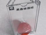 供应亚克力制品 有机玻璃资料 旋转台卡