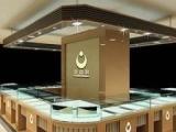 广州各种大型商场专卖店装修 货柜订做 钟表柜订做