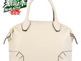 2014韩国女包低价促销 批发阿里巴巴时尚真皮品牌女包手提斜挎包