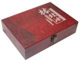 西洋参木盒.冬虫夏草木盒. 浙江木盒包装厂家