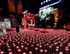 玫瑰花出租 夜光玫瑰租赁 发光玫瑰出售 LED玫瑰