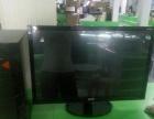 955黑核游戏机箱带27寸超薄LED显示器
