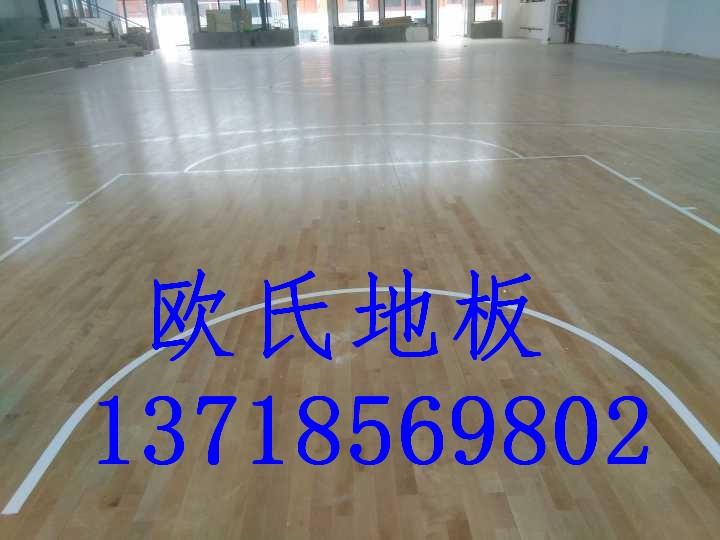 荆门标准篮球馆比赛型体育运动木地板生产厂家