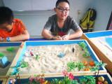 沙盘游戏与作文教学有很多相通之处苏州招商加盟咨询