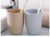 居家時尚小清新創意簡約情侶洗漱杯子
