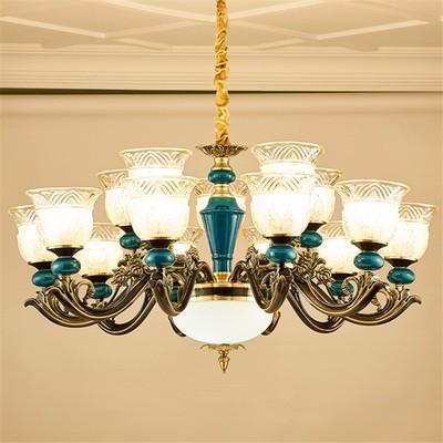 长沙客厅灯吸顶灯餐厅吊灯时尚大气精美款水晶平板灯