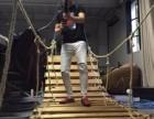 高科技VR吊桥刺激逼真高空行走