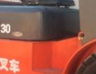 叉车了卖叉车 柴油3吨3.2万余 周口出售新买的合力30 40叉