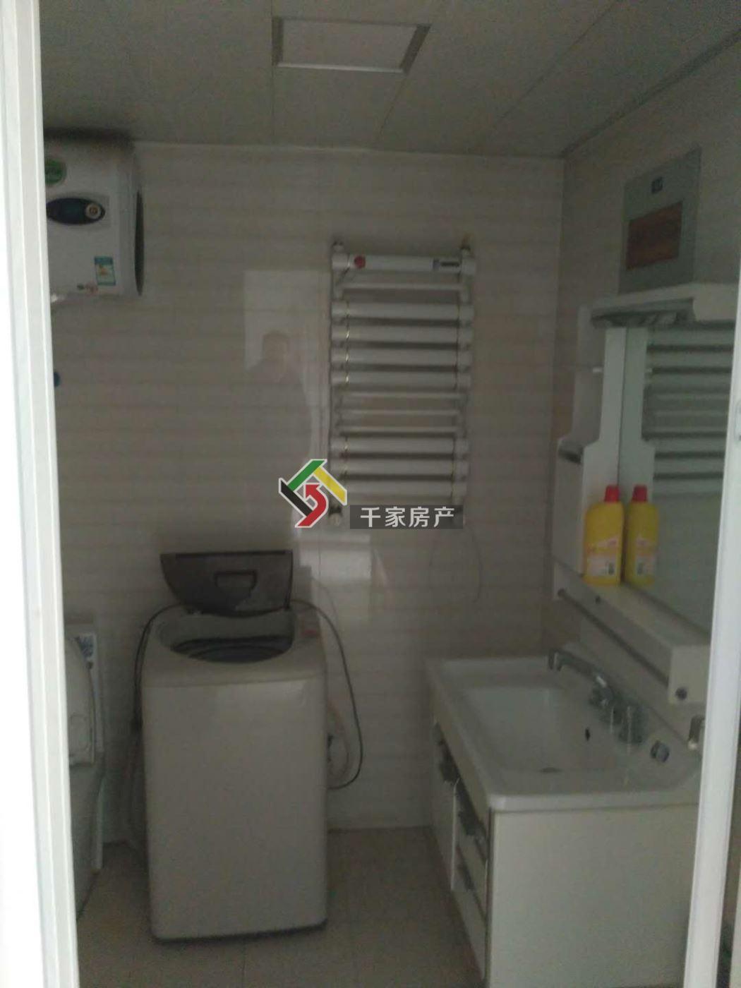 路南火车站 新天地美域 精装两室 家电齐全 拎包入住