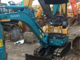 二手小型挖掘机市场果园开荒小挖掘机
