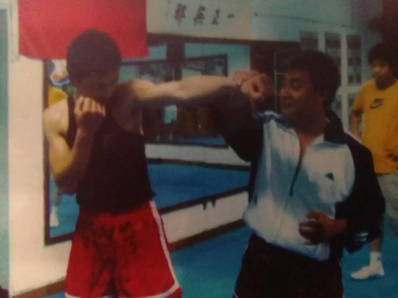 专业拳击训练基地 Boxing Club天津悍将搏击俱乐部
