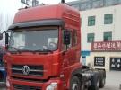 长期销售二手东风天龙牵引车二手集装箱运输半挂车车辆运输半挂车5年25万公里11.2万