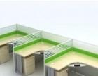驻马店地区专业订做办公隔断屏风桌 钢架桌 卡位送货安装