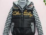 不凡优品 冬季男童两件套棉衣 儿童保暖棉