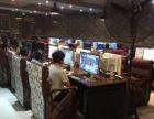 市北宁夏路桥下网吧盈利中网吧转让每月至少2万收入