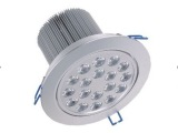 装修照明嵌入式灯具一体大功率led 灯饰厂家18瓦保二年质保天花