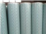 淋膜覆膜无纺布 防水布 印花 手提袋用布 黑白彩色聚丙烯无纺布