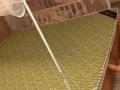 转让淘宝买错尺寸全新4D网面棕垫