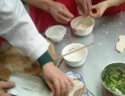 梆梆肉 陕西名小吃培训 葫芦头泡馍 水盆羊肉 羊肉泡馍技术